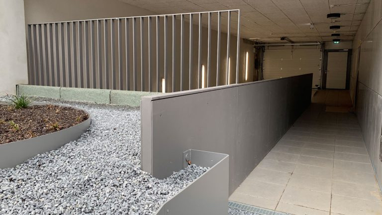 Wohnstätte Krefeld - Metallbau- und Schlosserarbeiten 09