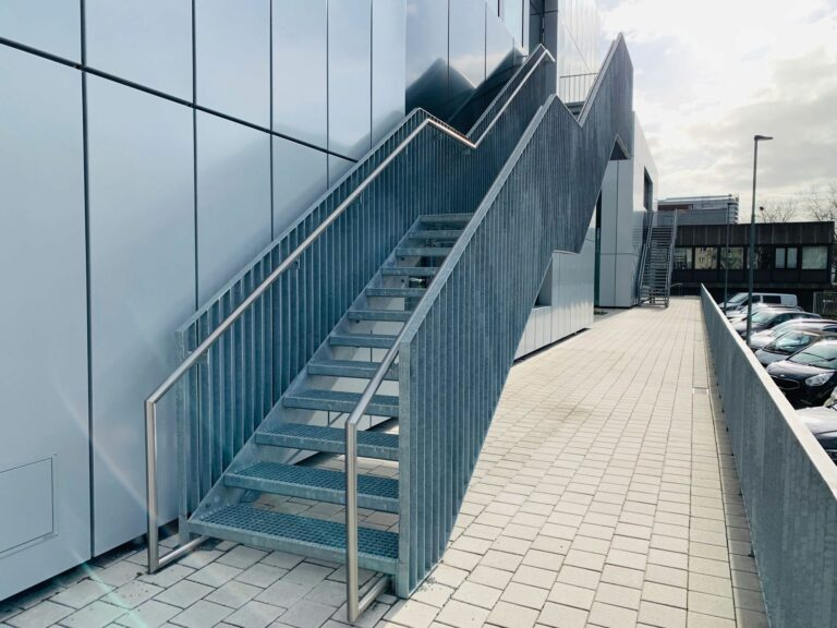 Laborgebäude Universitätsklinikum Düsseldorf 06