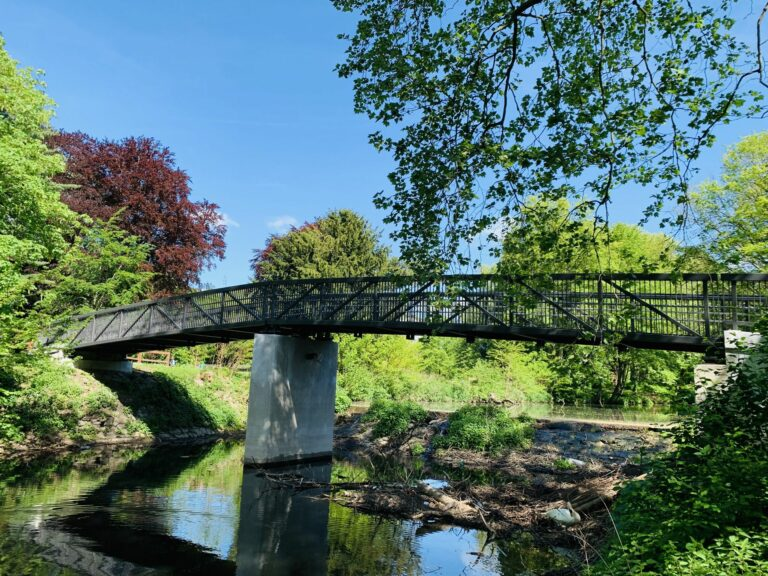 Brücke Brehminsel Essen 02