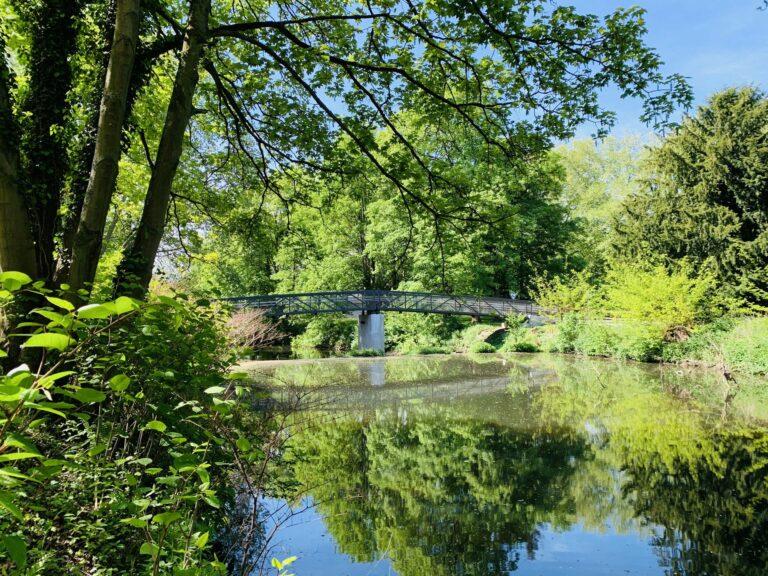 Brücke Brehminsel Essen 04
